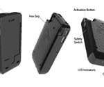 Yellow Jacket - iPhone Stun Gun Case