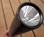 Baseball Bat Flashlight