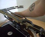 Blade Driver Crossbow