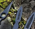 Carbon Fiber Daggers