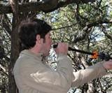 Big Bore Hunting Blowgun
