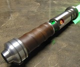 Custom Made Light Saber - Cowhide Handle