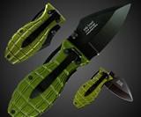 Grenade Folding Knife