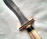Handmade Damascus Steel Daggers