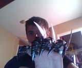 Iron Reaver Finger Claw