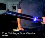 O-Mega Star Warrior Stun Gun