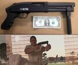 Super Shorty Shotgun - Scale View