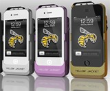 Yellow Jacket - iPhone Stun Gun Case