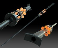 Big Bore Hunting Blowgun