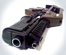 Aliens M41A Pulse Rifle - Fully Functional