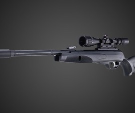 Gamo Whisper Fusion Pro Air Rifle