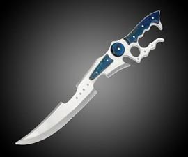 Lunar Legacy Combat Sword