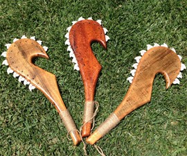 Shark Tooth Weapons