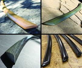 Shinbudo Bokken - Japanese Training Tools