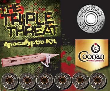 Coonan Triple Threat Apocalyptic Kit   DudeIWantThat com