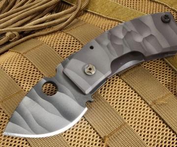 Crusader Forge 3D Tactical Folding Knife
