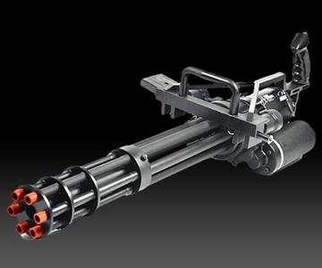 Echo1 M134 Airsoft Machine Gun