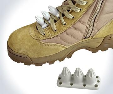 Kuba-Kickz Self Defense Shoelace Inserts