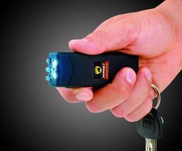 Ultra-Compact Stun Gun Keychain