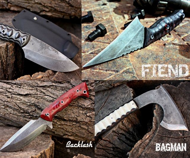 ZDay Blades & Bludgeons