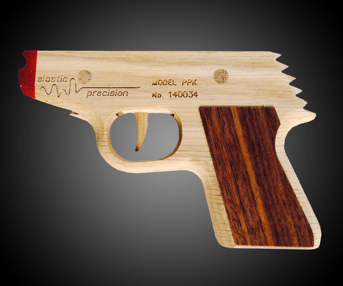 walther ppk rubber band gun dudeiwantthat com