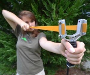 Y-Fork Slingshot