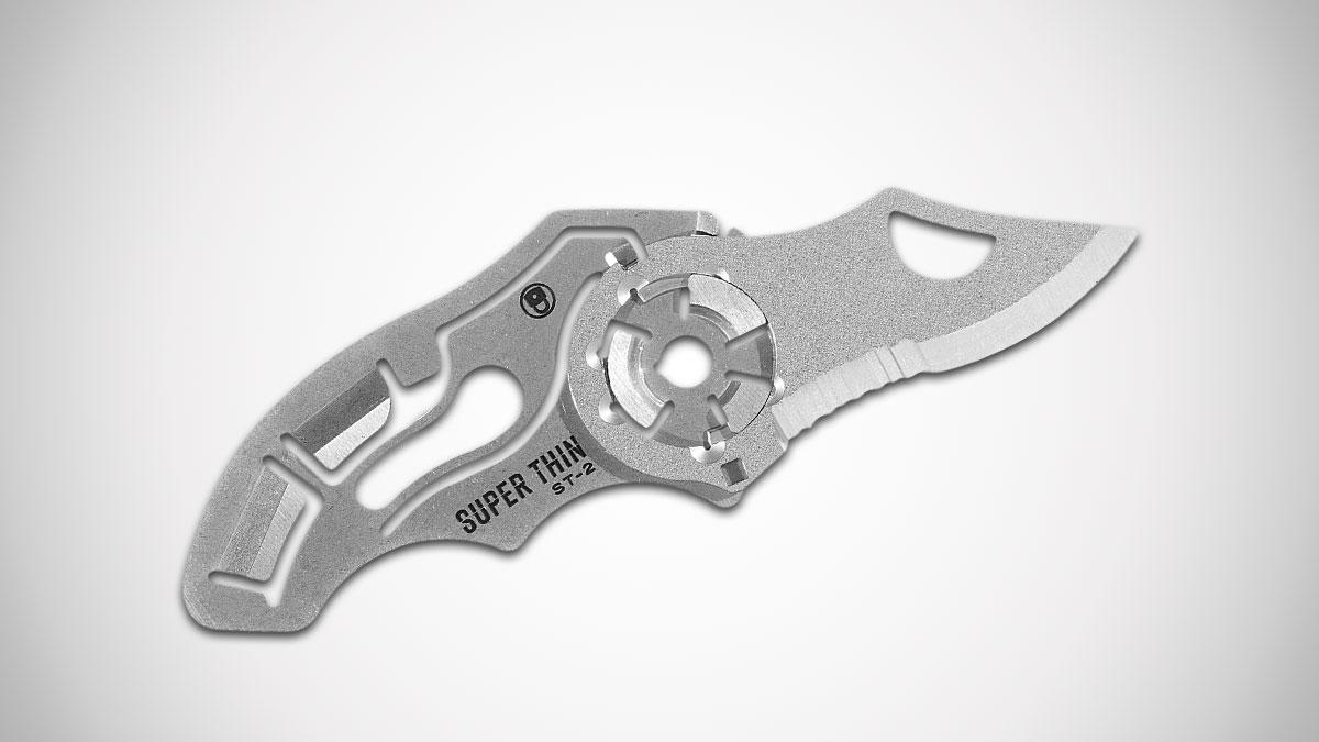 Zootility Super Thin Pocket Knife