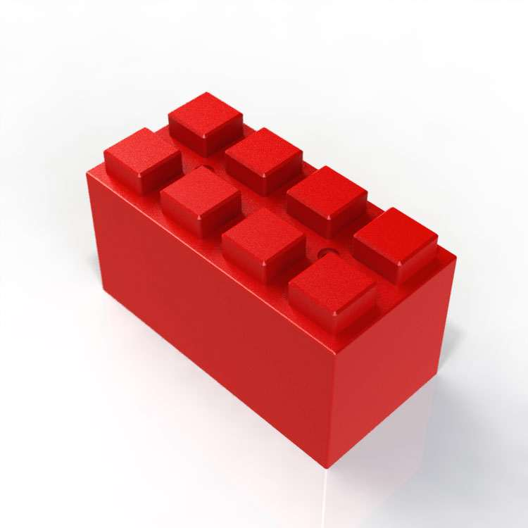 giveaway everblock life size building blocks