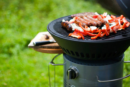 Giveaway: Fuego Element Grill | DudeIWantThat.com