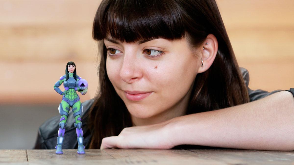 HeroMod 3D Printed Superhero Bro Pack