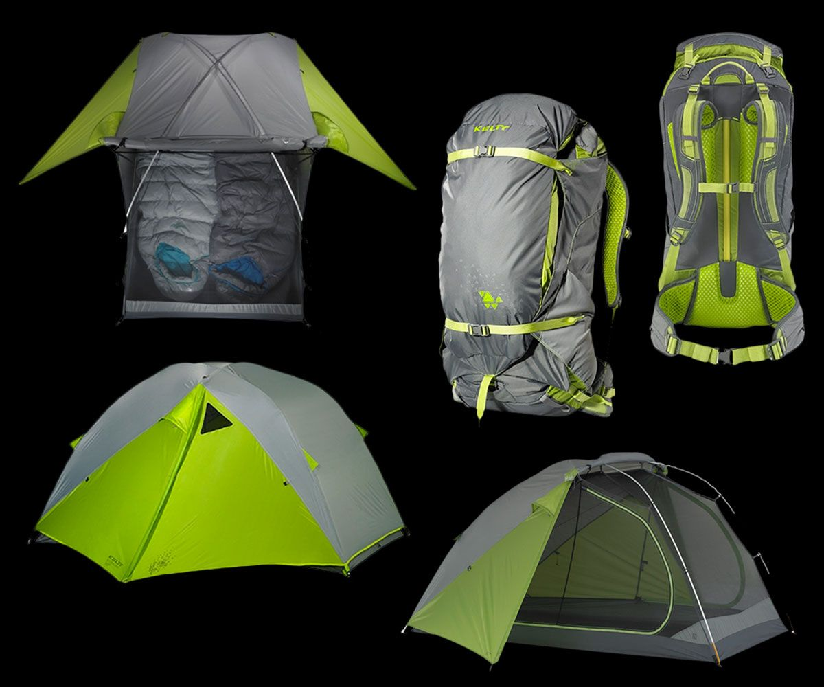 Giveaway Kelty Trailogic Tent Amp Zipperless Backpack