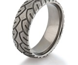 Tire Tread Rings