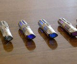 by Innovo Design Tritium Lightsaber Pendants