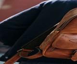 Korchmar Full Grain American Leather Backpack