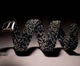 Rattlerstrap Venom - Paracord Belt