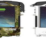 SnowLizard Rugged iPhone & iPad Cases