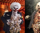 The Horror Dome Halloween Costume