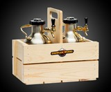 uKeg Pressurized Growler Set