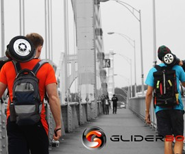 Gliderboards Self-Balancing Scooter