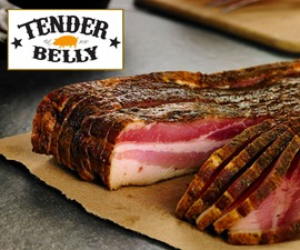 Tender Belly Bacon Every Month Club