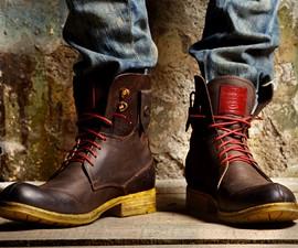 Umberto Luce Footwear