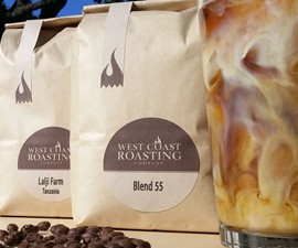 Year's Supply of West Coast Roasting Coffee