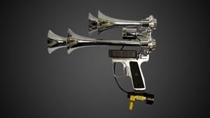 Giveaway: Deaf Leopard Train Horn Gun