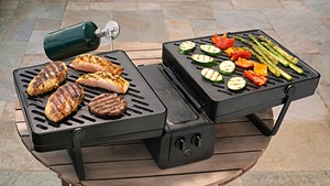 Giveaway: Elevate Portable Gas Grill