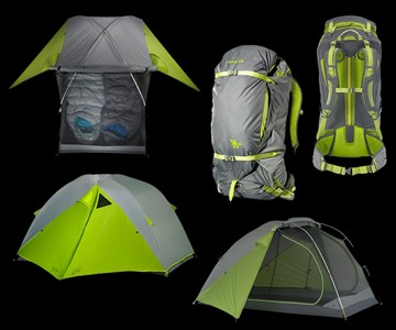 Kelty TrailLogic Tent u0026 Zipperless Backpack & Giveaway: Kelty TraiLogic Tent u0026 Zipperless Backpack ...