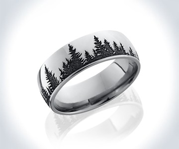 Camo Ever After Ring