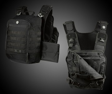 Mission Critical Baby Carrier & Daypack