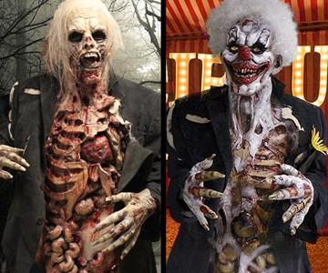 The Horror Dome Halloween Costume