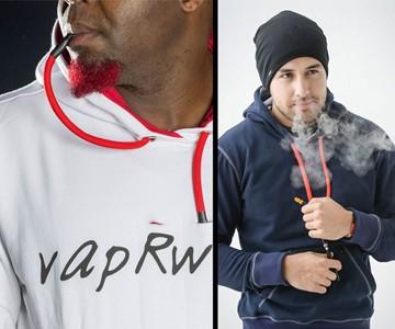 vapRwear Smokable Hoodies