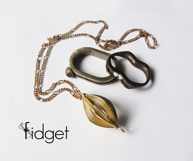 Giveaway: Fidget Rings